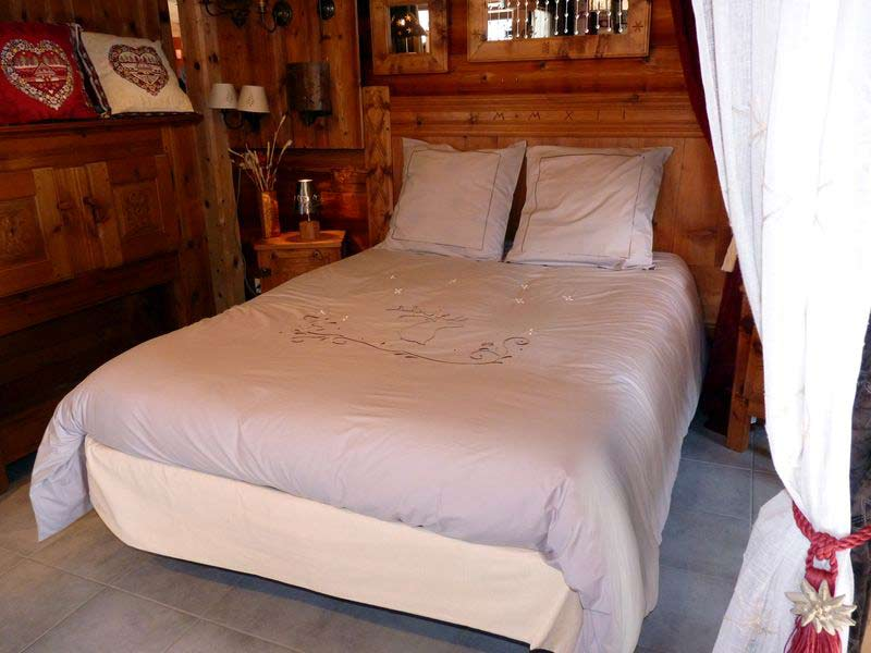 Housse couette style chalet montagne stunning housse de - Housse de couette montagne sylvie thiriez ...