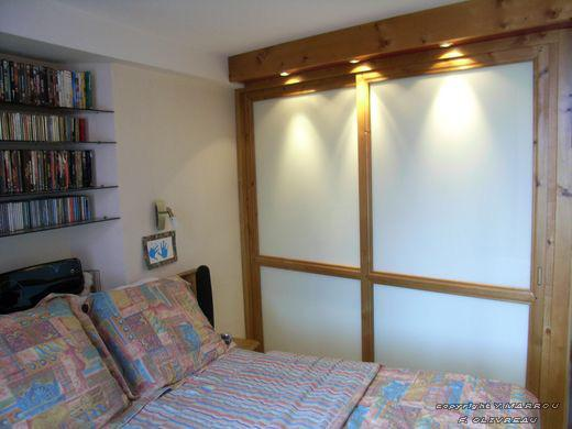 Am nagements de chambre coucher for Amenagement d une chambre