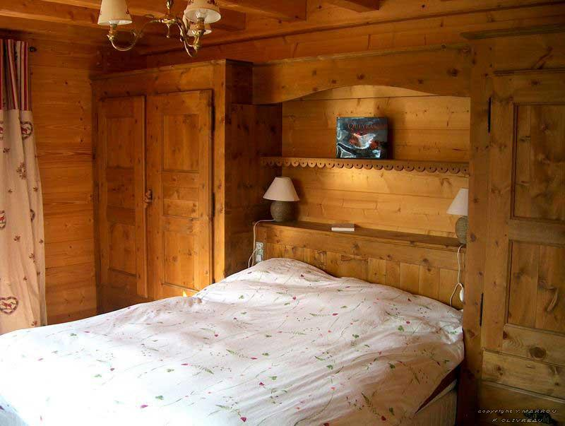 Awesome Chambre A Coucher Style Montagne Photos - Antoniogarcia.info ...